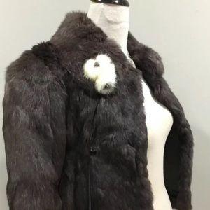 Short MINK jacket gorgeous fits M
